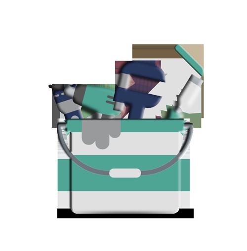 bucket Professional Services Marketing