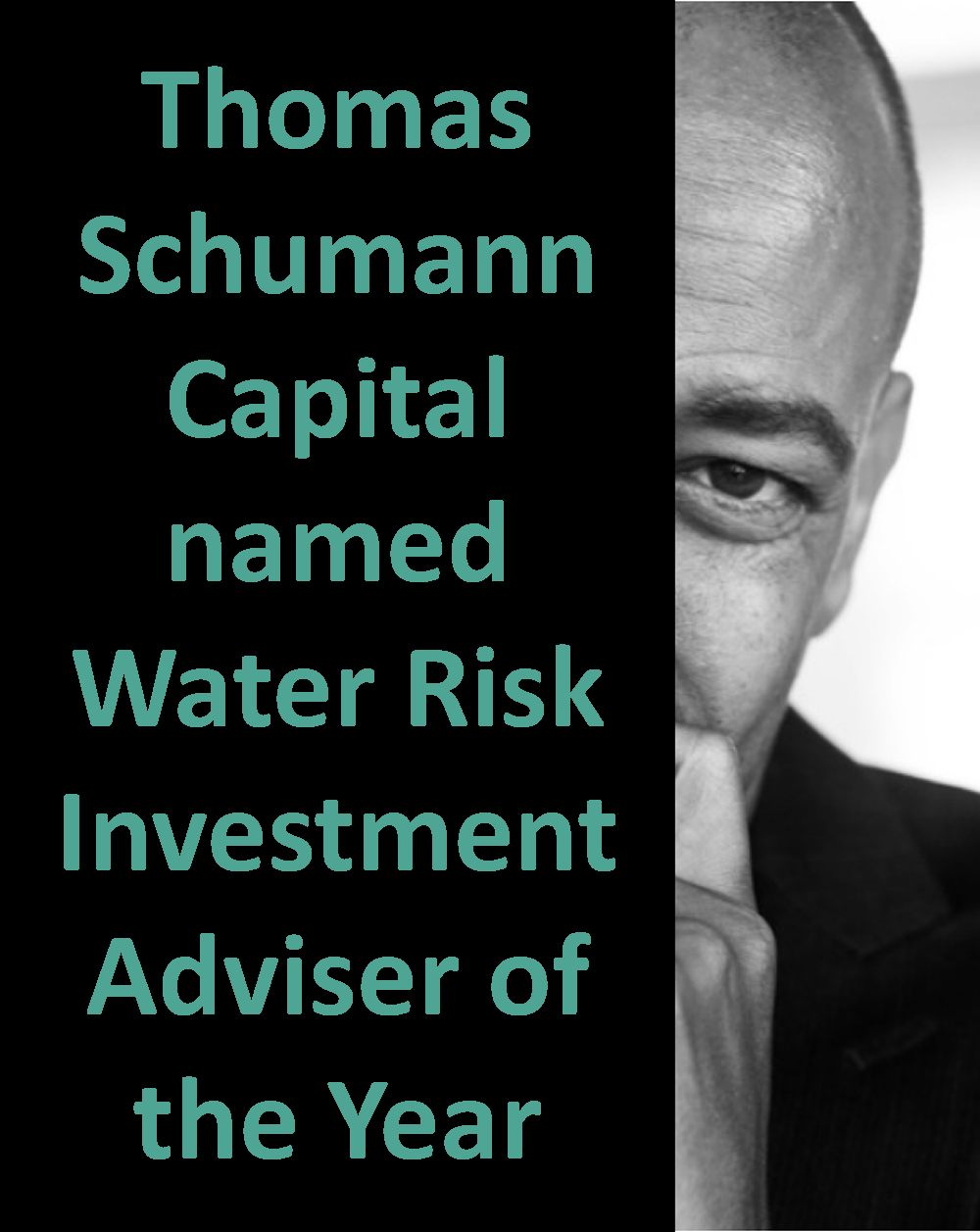Best Thomas Schumann Capital named Water Risk Investment Adviser of the Year 2018