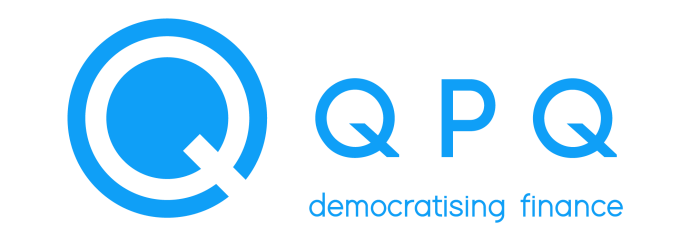 Blue-Logo QPQ and Finscoms Partnership Announcement