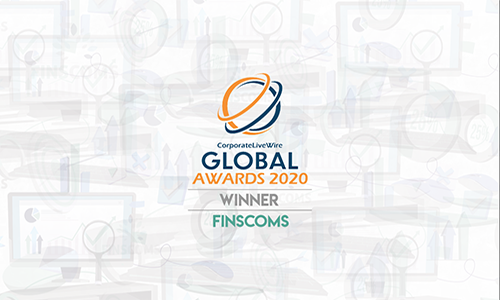 Finscoms Voted Financial Services Marketing Company of the Year